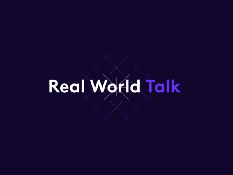 Real World Talk - Video Preview
